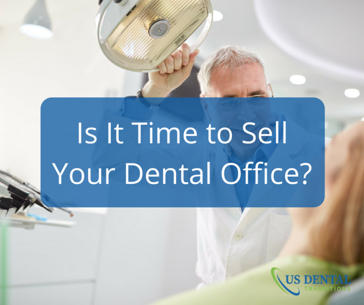 Sell My Dentist Office Dentist With Patient | US Dental Transitions